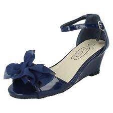 Chaussures bleus pour fille de 2 à 16 ans Pointure 27