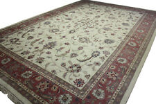 Oriental Rug XL 540x370 cm hand knotted 100% Wool Cream