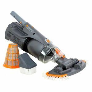 Pool vacuum vektro V300 rechargeable spa hand held cleaner