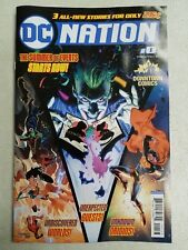 DC Nation #0 (DC 2018) DOWNTOWN COMICS EXCLUSIVE COVER!
