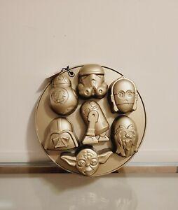 Williams Sonoma Star Wars Death Star Cakelet Pan NEW