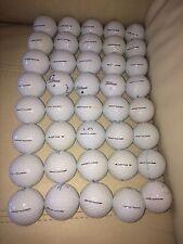 40 Titleist NXT Tour Pearl et UN GRADE Balles de golf