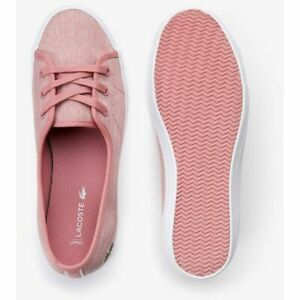 LACOSTE Ziane Chunky Sneaker Pink Size US8 / UK 6 /  EUR 39.5 Brand NEW
