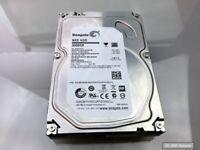 3TB Seagate ST3000VN000 HDD SATA Festplatte für NAS-Betrieb, DEFEKT, NOT OK