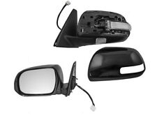 For 10 - 13 Toyota 4Runner Mirror | Power Heat Signal Puddle PTM Cap Left Side