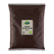 Organic Ground Cloves Powder 1kg Certified Organic