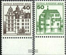Berlin (West) 614A-615A under edge piece (complete issue) unmounted mint / never