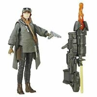 "Star Wars Rogue One Sergeant Jyn Erso (Eadu) 3.75"" New Sealed Unopened"