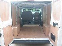 PEUGEOT Boxer Extra LWB Van Ply Lining Kit L4 Oct 06 Onwards