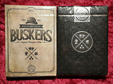 Buskers playing cards (2 Deck set, Vintage & Exclusive Editions)
