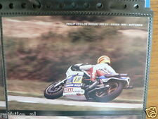 S0821-PHOTO-PHILIP COULON SUZUKI 500 CC ASSEN 1980 NO 19 AKAI MOTO GP