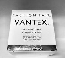 NEW Fashion Fair Vantex Skin Tone Cream 2 Oz by Fashion Fair