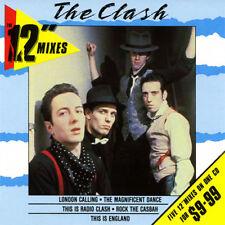 "The CLASH - The 12"" Mixes - CD - Australia - London Calling, Rock The Casbah etc"