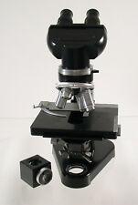 LEICA Leitz Mikroskop microscope binocular 4 original Objektive lenses Ok. H6,3x