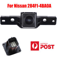 Car Front View Auxiliary Camera Replacement For Nissan 284F1-4BA0A AU SHIP