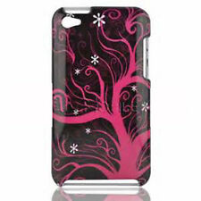 For Apple iPod Touch 4 HARD Protector Case Snap on Phone Cover Midnight Tree