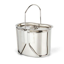 Tiartisan Camping Cooking Gear Camping Pot  Stainless Steel Camping Cookware