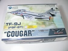 "Kitty Hawk 1/48 KH80129 TF-9J(F9F-8T) ""Cougar"""