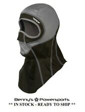 Fly Racing Ignitor Balaclava Grey Black Facemask Neck Warmer Youth & Adult