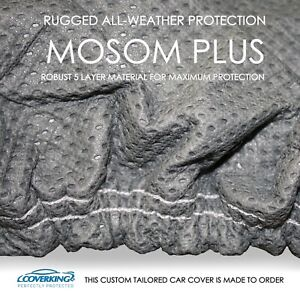 Coverking Mosom Plus All Weather Custom Car Cover for Jaguar F-Type - 5 Layers