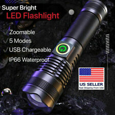 Super bright 100000lm 70w LED flashlight tactical flashlight 70 7200 AMH battery