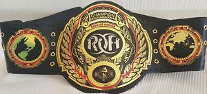 ROH World Heavyweight Championship Wrestling Belt ring of honor