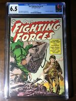 Our Fighting Forces #1 (1954) - Premiere Issue!!! - CGC 6.5!! - Key!!!