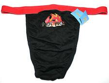 NEW L Mens Hot Rod Thong Party Stag Night Fancy Dress Underwear Jock Tanga MIS