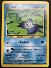 Carte Pokemon PTITARD 62/75 Commune Néo Discovery Wizard FR NEUF