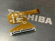 ✔️ Toshiba Portege A600 R600 HDD SSD cable G5B002505000-A A5A002505010 FMTSH1