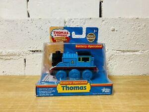 Thomas Thomas Diecast Motorised Battery Operated Wooden Railway Trains Brand New