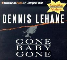 Gone, Baby, Gone (Patrick Kenzie/Angela Gennaro)  - Audiobook