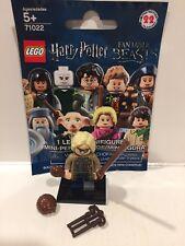 LEGO HARRY POTTER FANTASTIC BEASTS #71022 MINIFIGURE MAD EYE MOODY HTF IN HAND