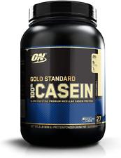 OPTIMUM NUTRITION Gold Standard 100% Micellar Casein Protein Powder, Slow Digest