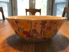 LENOX FLOWER BLOSSOM by Suzanne Clee VEGETABLE BOWL - excellent