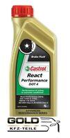 Castrol React Perfomance DOT 4 Bremsflüssigkeit 1 Liter DOT 4 Castrol