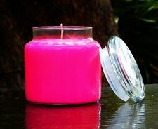 150hr 900g The Best MUSK STICK LOLLIES Eco Soy JAR CANDLE All Colours Available