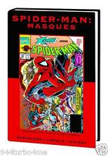 MARVEL PREMIERE CLASSIC #83 SPIDER-MAN MASQUES Hard Cover Direct Market Ed. NEW!