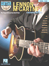 Lennon & McCartney Acoustic Guitar Vol.123, Songbook/CD