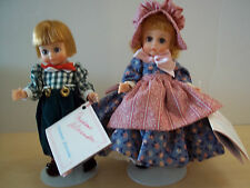 "8"" Sulky Sue + Tommy Tittlemouse  by Madamer Alexander - #445 - #444 - Excellent"