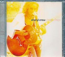 CD ALBUM 14 TITRES--SHERYL CROW--C'MON C'MON--2002