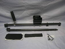 Plugger 2- Pc Carbon Fiber Balanced Shaft for Minelab Excalibur Travel Rod