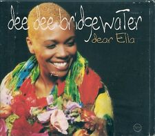 CD ALBUM DIGIPACK13 TITRES--DEE DEE BRIDGEWATER--DEAR ELLA--1997