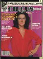 Circus May 1979 Rush Allman Brothers Andy Kaufman MBX28