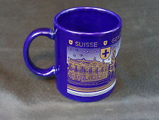 SWITZERLAND COFFEE MUG CUP MADE IN BOLKLING... F2