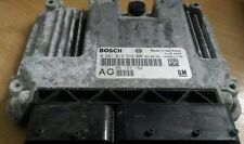 AG 0281012533 55197152 VECTRA C 1.9 CDTI ENGINE ECU VAUXHALL OPEL BOSCH DIESEL