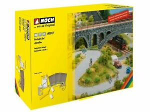 60817 Noch Complete Set For Utility Routes Road With Tutorial Video DVD