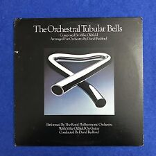 MIKE OLDFIELD The Orchestral Tubular Bells 1975 USA Vinyl LP EXCELLENT CONDITION