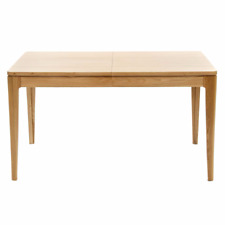 ex Debenhams John Rocha Oak Efni Small Dining Table