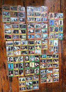 Lot of 114 Vintage Star Wars Trading Cards